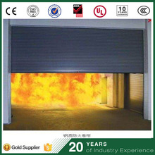 Kitchen cabinet roller shutter door fire rated rolling shutter door