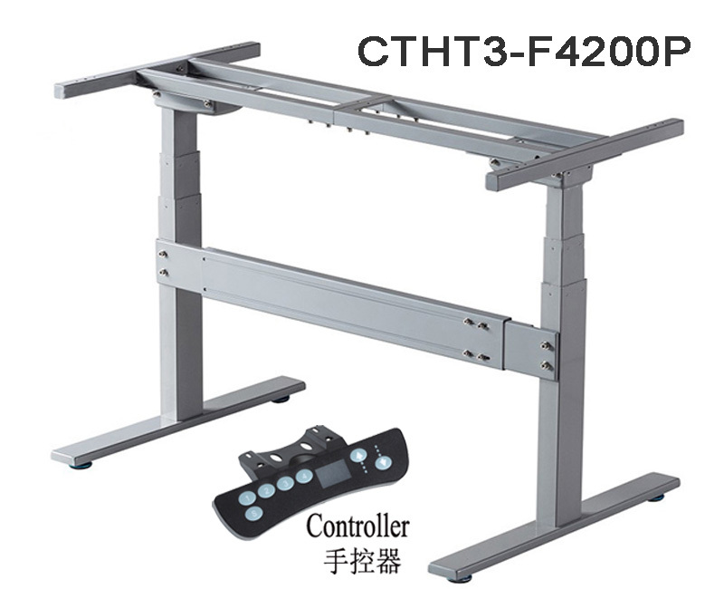 oshawa adjustable table legs with linear actuator motorized lifting table frames