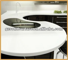 Atificial Golden Granite Kitchen Countertop Buy Acrylic