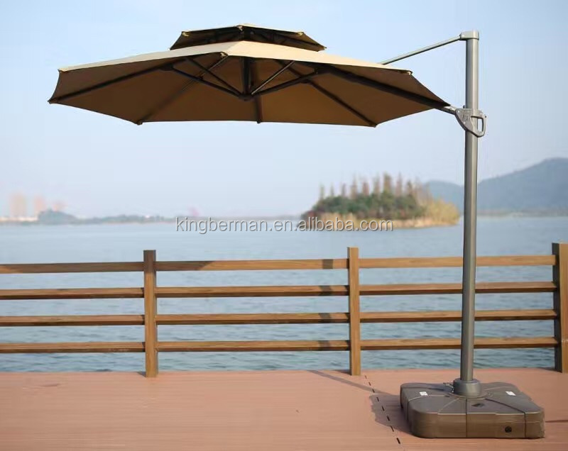 Outdoor Beach Umbrella Cheap Outdoor Big Umbrella Patio Sunproof Umbrellar