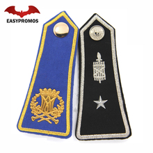 Personalized Military Shoulder Epaulettes