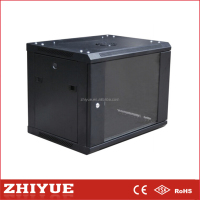 19'' cabinet 6u server rack used for network equipments