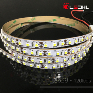 IP20/IP65/IP68 3528 led strip 240 led meter 120 leds per roll DC 12v/24v 3528 240 led/m strip single raw