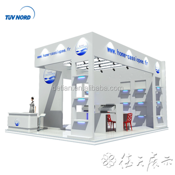 Exhibition Stand For Sale : Detian offer m portable booth used exhibition stand for sale