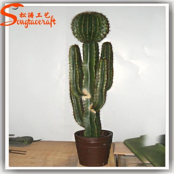 Chine usine gros pas cher ext rieur artificielle cactus for Plante artificielle pour exterieur pas cher
