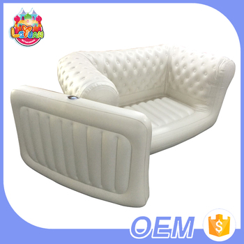 Air Filled Heavy Duty Inflatable Sofa