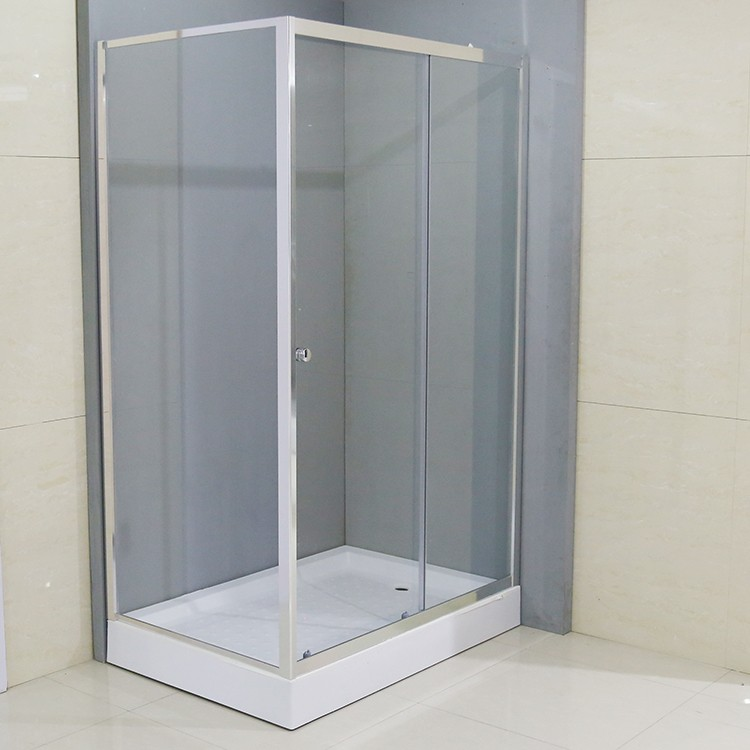 Bathroom Showers Walk In Shower Room Enclosed Shower Bath Cubicles ...