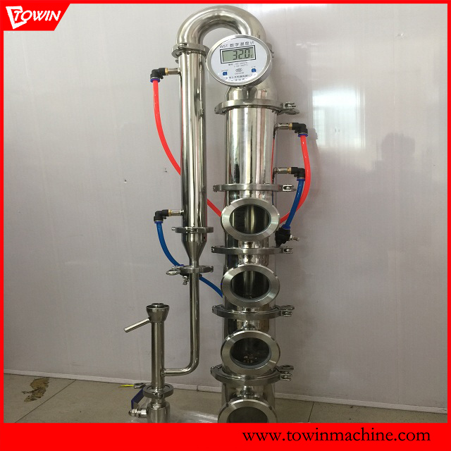 Factory Price 50L 13gallons Small Home Use Vodka Alcohol Distillers