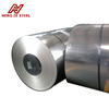 Hot dipped galvalume steel coil and sheet with mini spangle