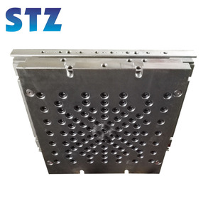 OEM Hasco Standard Plastic Injection Moulding Machine Plastic Bucket Mould Base