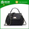 New design diamond-shaped leather mini hand bag shoulder bag