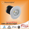 SAA/CE/Rohs Bathroom Lighting! IP64 Waterproof 10W COB LED Downlight,Dimmable