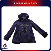 high quality hooded toggles indian baby clothes China wholesale