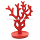 Resin Coral Tree Jewelry Stand Tray Display Necklaces Organizer