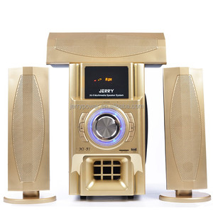 sound system/ sound music system music speakers high quality hifi amplifier 4.0 audio receiver