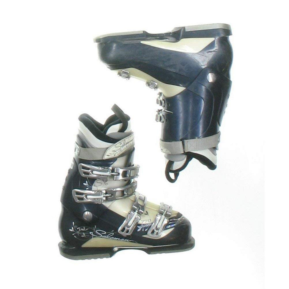 0682af60794e Get Quotations · Used Womens Salomon Divine 770 Ski Boots Size Choices
