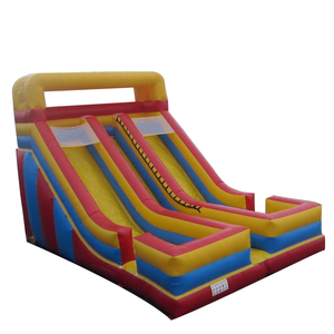 outdoor cheap blow up water big inflatable slide for sale