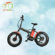 2017 Popular cheap two wheel foldable electric vehicle 500w with EN15194 from changzhou