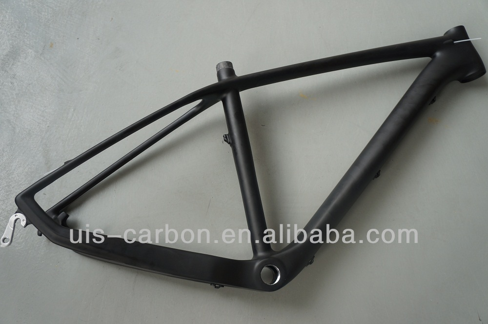 2014 High Quality 27.5er Mountain Bicyle Carbon Frame 650B From Shenzhen Professional Manufacturer