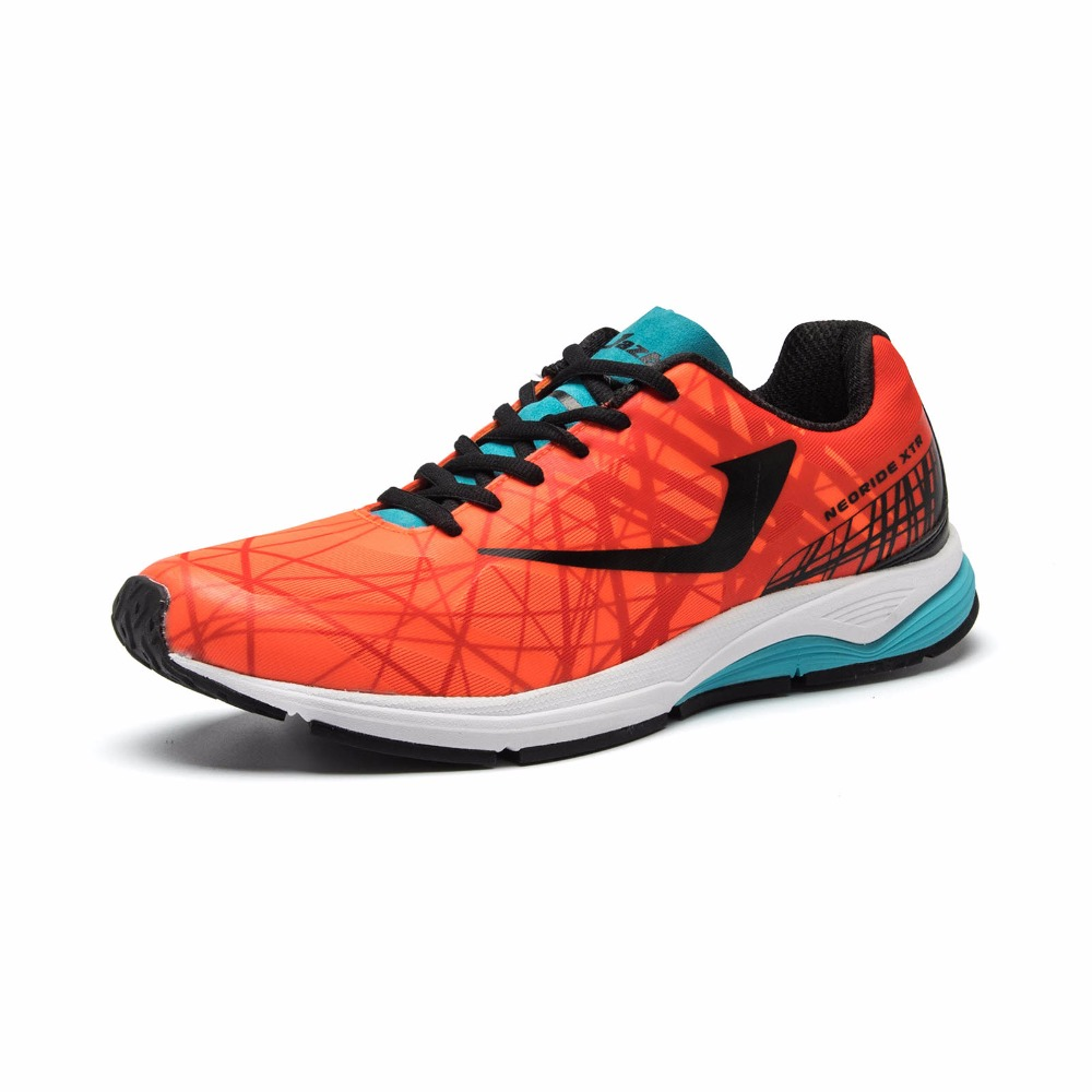 JAZBA last design action sports running shoes men and sneaker
