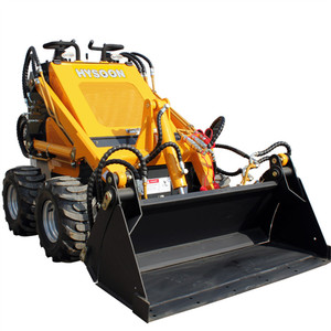 With Hydraulic Hammer bobcat mini skid steer loader for sale