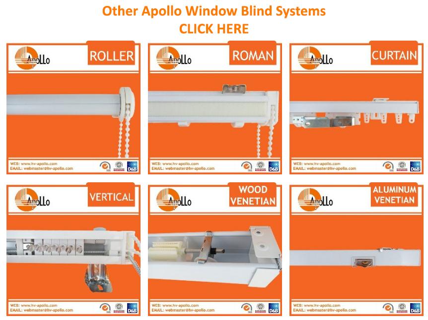 Cassette Fascia Roller Blinds Component Buy Roller