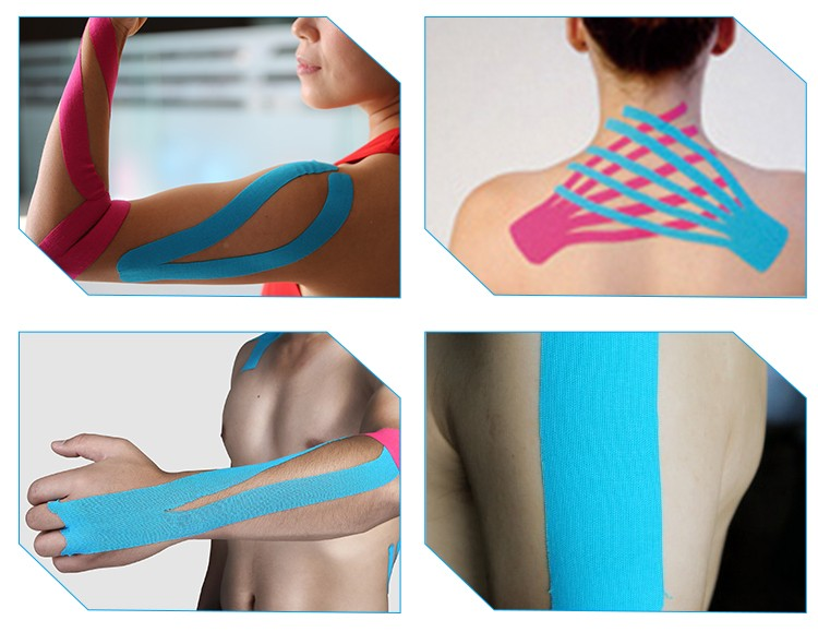 Kinesiologie Taping Strip Tape Sport Plakband