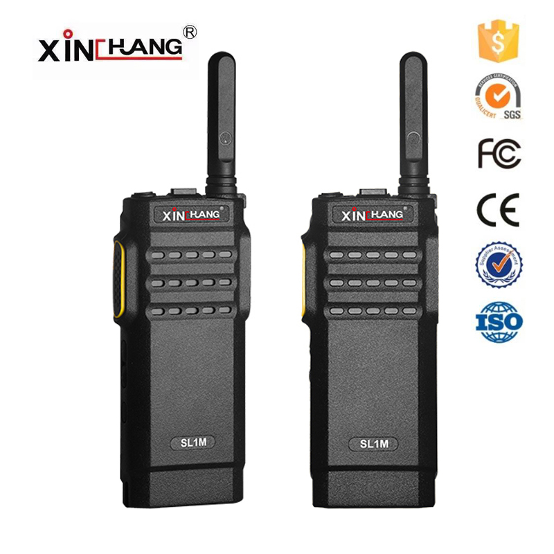 מתקדם מכשיר קשר משטרתי מקצועי Xinchuang רדיו כף יד לציד-מכשיר קשר-מספר QA-28