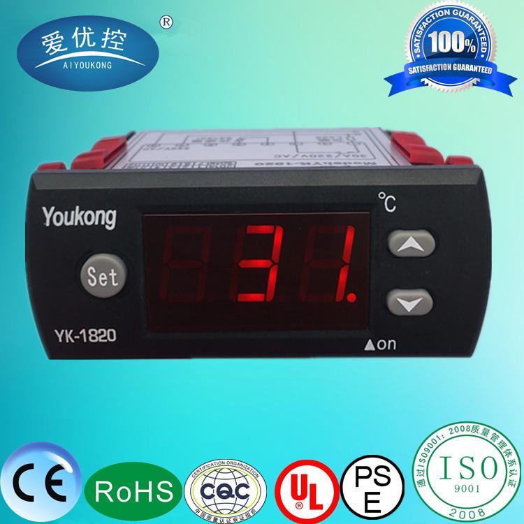 Digital Temperature Controller Dual, Digital Temperature Controller ...