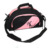 Love Dance Womens Dance Duffel Gym Bag w/Shoe Compartment Girl's Travel Sports Gymnast Bag