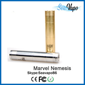 Hot New Products nemi mod for 2014 Alibaba Express mini nemesis king mod shenzhen nemesis vaporizer