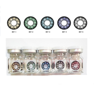 Wholesale very cheap and watery colored contacts fancy lenses coloured lenses crazy eyes contact lens