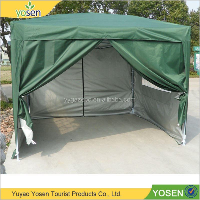 2015 good quality folding gazebo / steel gazebo for sales