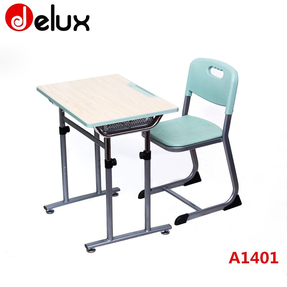cheap classroom set school plastic student desk chairs