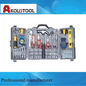 160PCS Impact Metric Tools Used For Mechanical Workshop