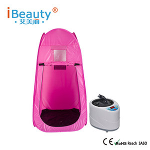 iBeauty TW-PS06 Cheap Folding Portable Steam Sauna Tent