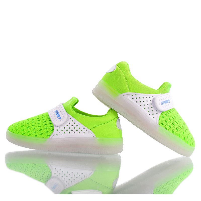 Design customized light up led shoes