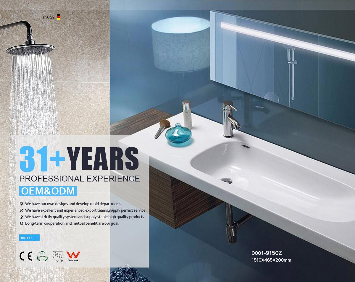 Foshan Pate Sanitary Ware Co., Ltd. - Ceramic toilet, Ceramic wash basin