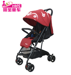 Factory wholesale baby stroller type one hand fold system stroller pram with lightweight