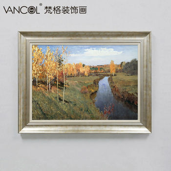 Wholesale Price Hot Landsacape Painting In Oil,Framing Canvas ...