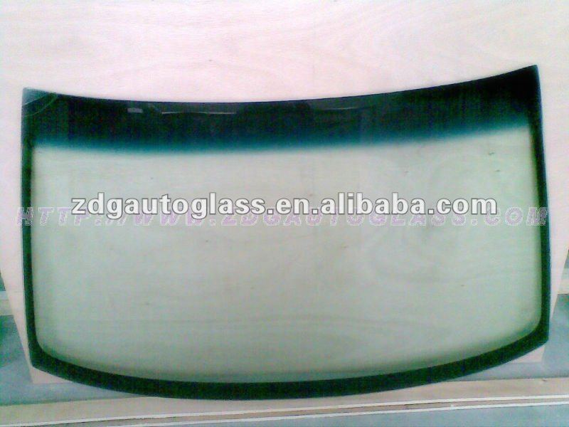 strong laminated automotive glass/safety glass