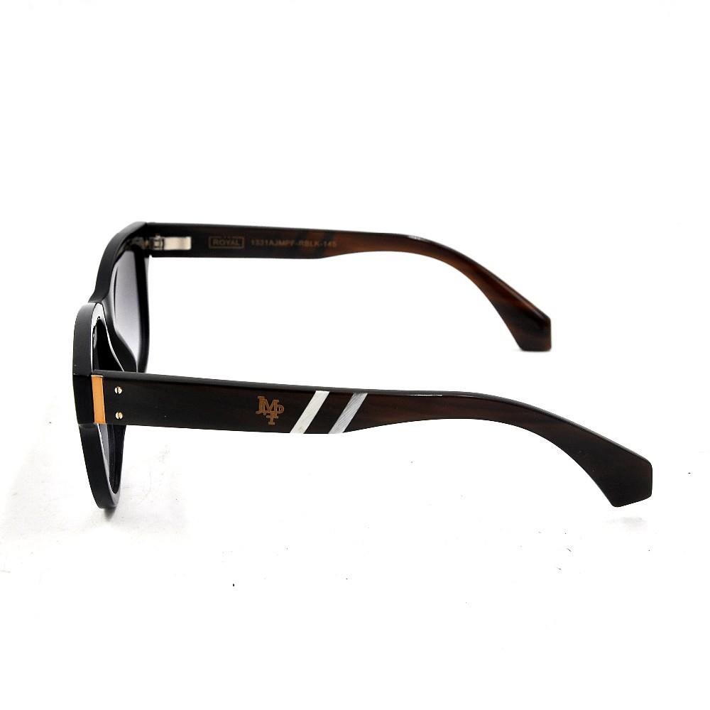 Buffalo anteojos marco vasos de cuerno marco de las lentes, gafas de ...