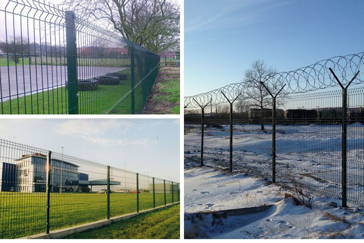 Brc Wire Mesh Fence,Plastic Wire Mesh Fence,Galvanized Welded Wire ...