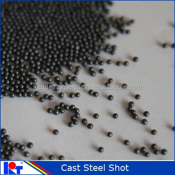 China supplier manufacturer super quality blasting black steel shot oxide abrasive