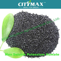 99% high soluble super potassium shiny humate from leonardite