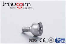 Abutment for synOcta Straumann Dental Implant / Implants/Titanium Base