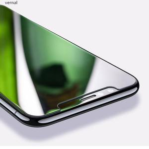 Popular Cell Mobile Phone 0.26mm 2.5D Tempered Glass Screen Protector for iphone 7/8/8 Plus/X