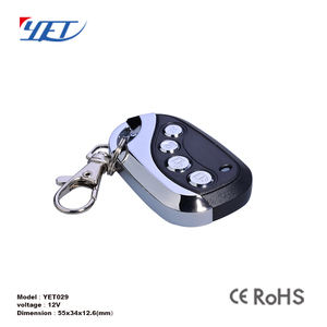 433.92Mhz remote controle unit for door garage