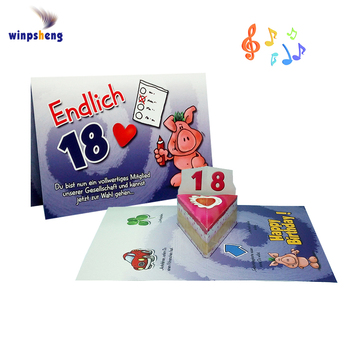Best Happy 18 Years Old Birthday Wishes Greeting Card For Son