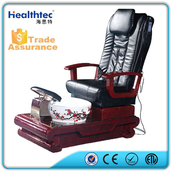 Spa pedicure station with vibration massage on sale